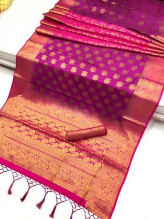 Keshar Veshika Silk wholesale saree catalog
