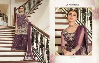 Aashirwad Creation Premium Sharara wholesale Salwar Kameez catalog
