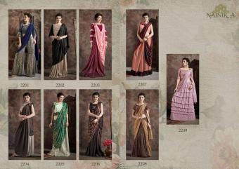Nainika Vol2 wholesale saree catalog
