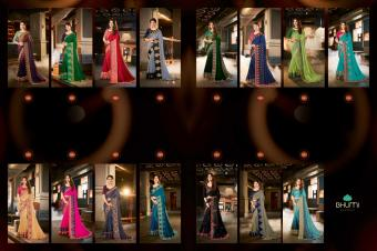 Bhumi Fashion Pehchan Vol-3 wholesale saree catalog