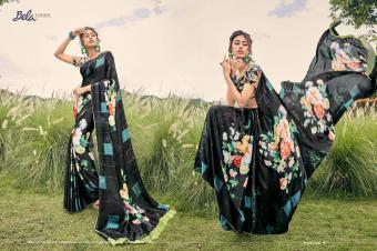 Bela Fashion Silky Vol-7 wholesale saree catalog