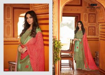 Shahnaz Arts Gulbahar 5501-5508 Series
