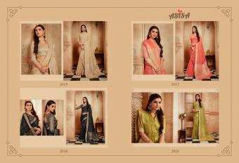 Asisa Adayee Vol 1 wholesale saree catalog