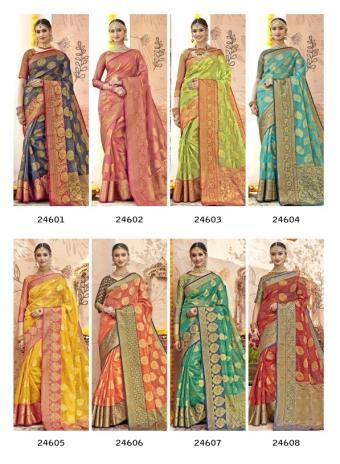 Triveni Saree Gulista wholesale saree catalog