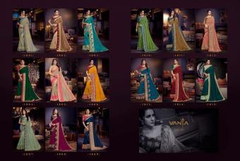 Vanya Vol 9 wholesale saree catalog