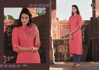 Kalki Fashion Pehchan wholesale Kurti catalog