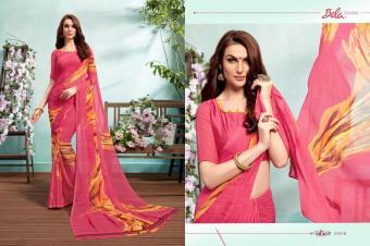 Bela Fashion Crystal wholesale saree catalog