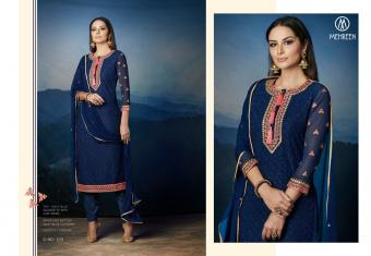Nakkashi Mehreen Antra wholesale Salwar Kameez catalog