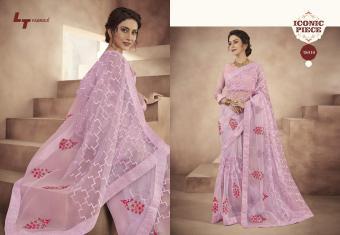 LT Fabrics Launch Amyra wholesale saree catalog