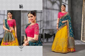 Aloukik Ruaab Vol2 wholesale Lehengas catalog