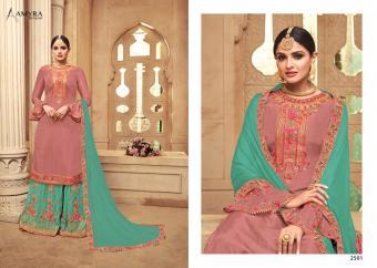 Amyra Designer Gharana wholesale Salwar Kameez catalog