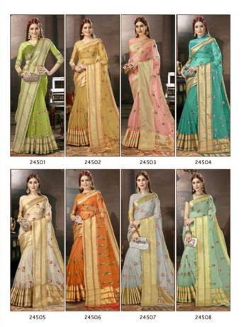 Triveni Saree Dayaneeta wholesale saree catalog