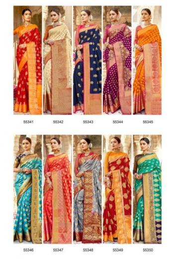 Lifestyle Saree Varmala wholesale saree catalog