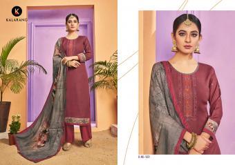 Kessi Kalarang Zaara Vol-2 wholesale Salwar Kameez catalog