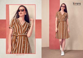 Kirara Fashionista wholesale Kurti catalog