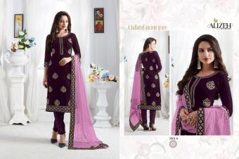 Alizeh Zaida wholesale Salwar Kameez catalog