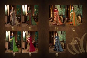 Suram Zeeya Vol2 wholesale saree catalog