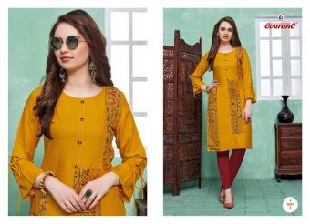 Gourang Gee-Mishti Vol-2 wholesale Kurti catalog