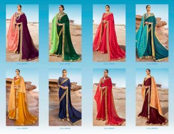 Saroj Saree Noor Jahan wholesale saree catalog