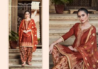 Kessi Fabrics Kalaroop Rivaaz By Patiyala Vol-5 wholesale Salwar Kameez catalog