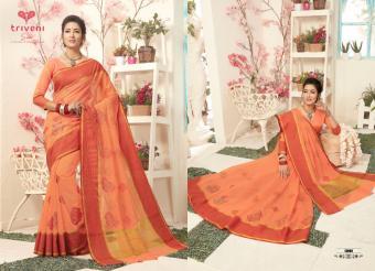 Triveni Saree Samyukta wholesale saree catalog