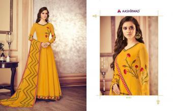 Aashirwad Creation Gulkand Noor wholesale Salwar Kameez catalog