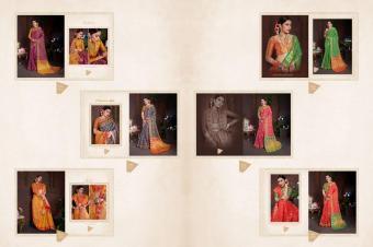 Style Instant Mannat Silk wholesale saree catalog