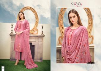 Karma Trendz Qaynat Vol-1 wholesale Salwar Kameez catalog