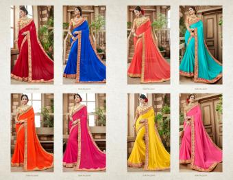Saroj Saree Anjali Vol-2 wholesale saree catalog