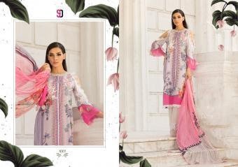 Shraddha Designer Sobia Nazir Vital wholesale Salwar Kameez catalog