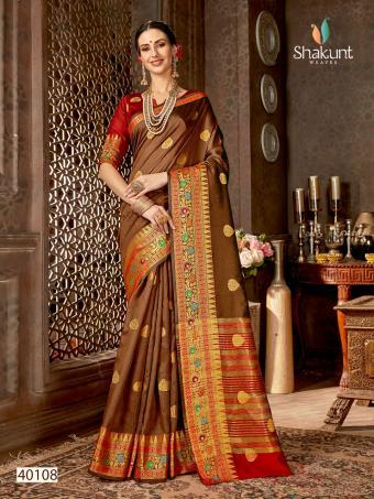 Shakunt Saree Nirmit wholesale saree catalog