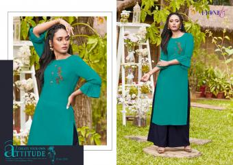 Fionista Mantra Vol-1 wholesale Kurti catalog
