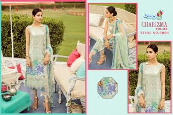 Saniya Trendz Charizma Vol-2 wholesale Salwar Kameez catalog
