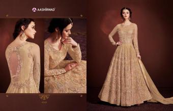Aashirwad Creation   Gulkand Fusion  Wholesale Salwar Kameez Catalog