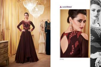 Aashirwad Creation Gulkand London Dreams Wholesale Salwar Kameez Catalog