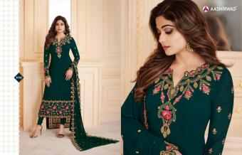 Aashirwad Creation Gulkand Surbhi  Wholesale Salwar Kameez Catalog