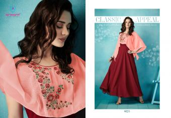 Arihant Designer  Sasya Vol 15 Wholesale Kurtis Catalog