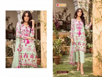 Fepic Rosemeen Carvings Wholesale Salwar Kameez Catalog