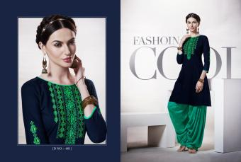 Kajree Fashion Mandonna Vol 2 Wholesale Kurtis Catalog