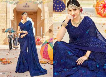 Kalista Fashions Hero Vol-5 Wholesale Saree Catalog