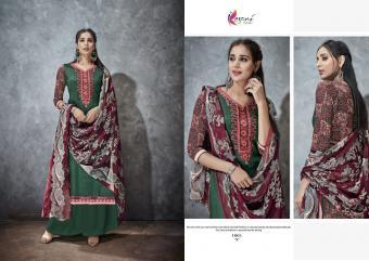 Kesari Trendz Alisa Vol 1 Wholesale Salwar Kameez Catalog