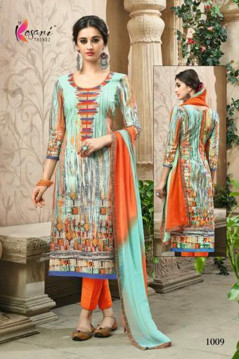 Kesari Trendz Avnoor Vol 2 Wholesale Salwar Kameez Catalog