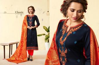 Kessi Fabric Asopalav Vol 3 Wholesale Salwar Kameez Catalog