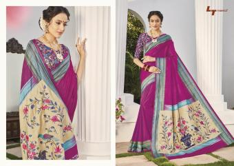 LT Fabrics Bandhan Wholesale Sarees Catalog Wholesale Catalog
