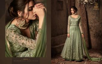 Mohini Fashion Glamour Vol 50 Wholesale Salwar Kameez Catalog