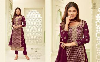 Mohini Fashion Glamour Vol-58 Wholesale Salwar Kameez Catalog