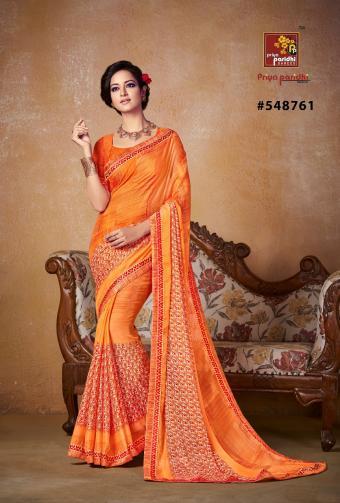 Priya Paridhi Jivika Wholesale Sarees Catalog Wholesale Catalog