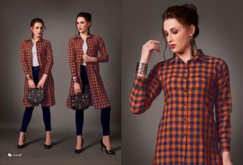 Rani Trendz Top Model Vol 2 Wholesale Kurtis Catalog