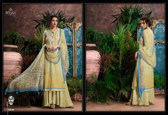 Relssa Fabrics Aryan Wholesale Salwar Kameez Catalog