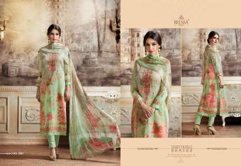 Relssa Fabrics Rubina Wholesale Salwar Kameez Catalog